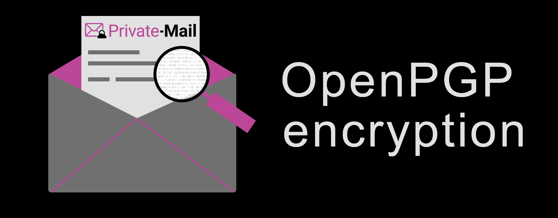 How to Generate an OpenPGP Key with PrivateMail or Kleopatra