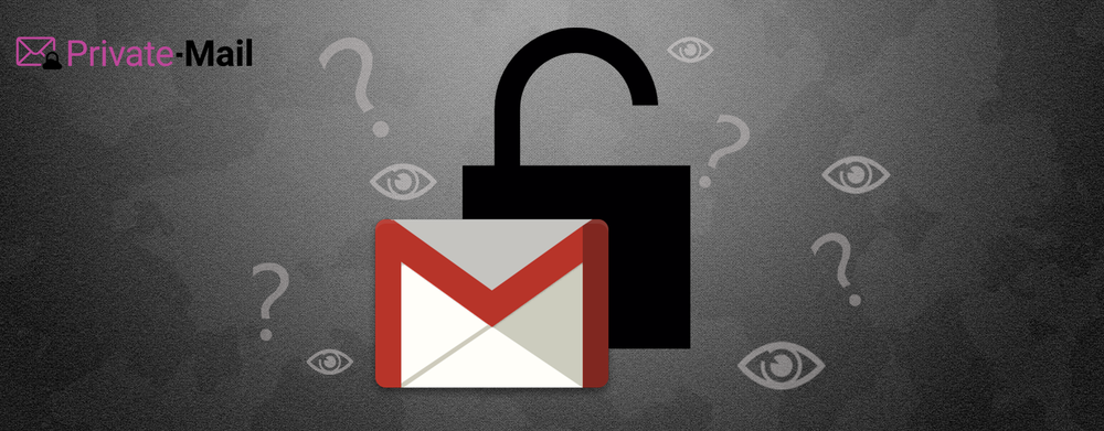Gmail's Confidential Mode is Not Private