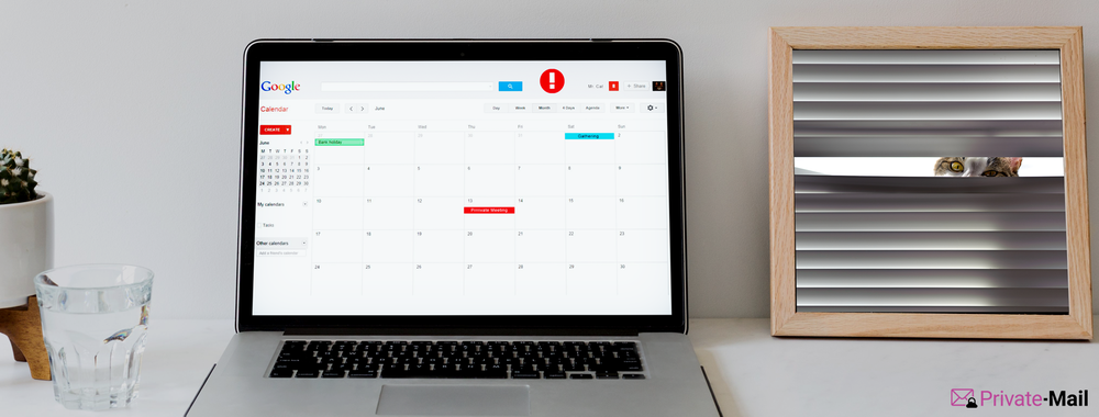 Google Calendars Blunder Exposes User Meetings and Company Info