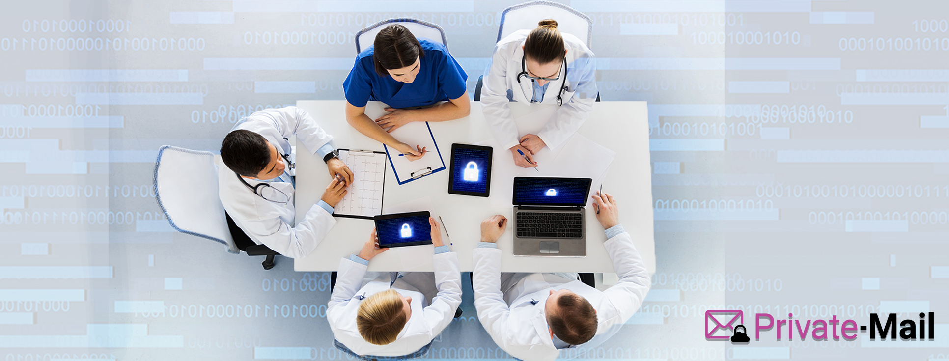 Benefits of Using Encrypted Email and File Storage for HIPAA Compliance